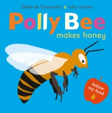Image for Polly bee makes honey