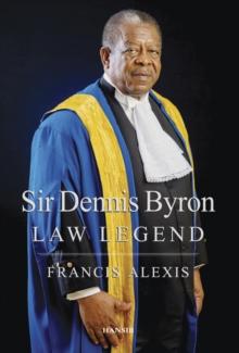Image for Sir Dennis Byron  : law legend