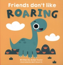 Image for Friends don't like roaring
