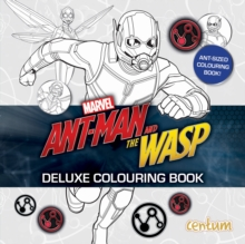 Image for Ant-Man - Pocket Deluxe Colouring Book