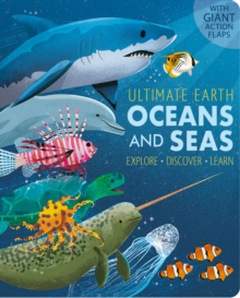 Image for Oceans and seas  : explore, discover, learn