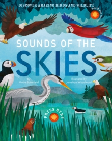 Image for Sounds of the skies  : discover amazing birds and wildlife