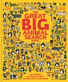 Image for The great big animal search book