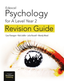 Image for Edexcel Psychology for A Level Year 2: Revision Guide