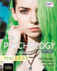 Image for AQA Psychology for A Level Year 1 & AS Student Book: 2nd Edition