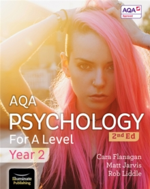 Image for AQA Psychology for A Level Year 2 Student Book: 2nd Edition
