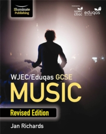 Image for WJEC/Eduqas GCSE Music Student Book: Revised Edition