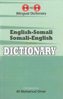 Image for English-Somali & Somali-English One-to-One Dictionary