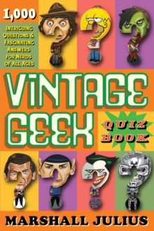 Image for Vintage geek  : the quiz book