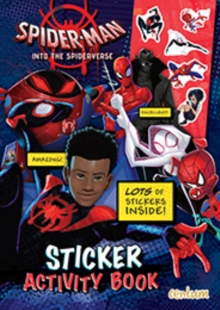 Image for SPIDERMAN INTO THE SPIDERVERSE STICKER