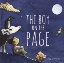 Image for The boy on the page