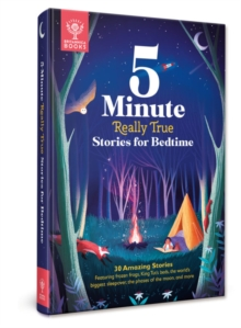 Image for 5 minute really true stories for bedtime