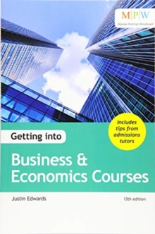 Getting into business & economics courses - Edwards, Justin