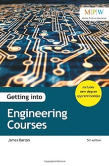 Getting into engineering courses - Barton, James