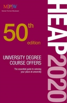 HEAP 2020  : university degree course offers - Heap, Brian