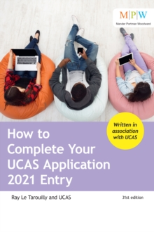 How to complete your UCAS application  : 2021 entry - Le Tarouilly, Ray