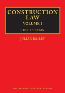 Image for Construction law