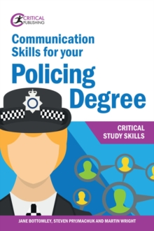 Image for Communication Skills for your Policing Degree