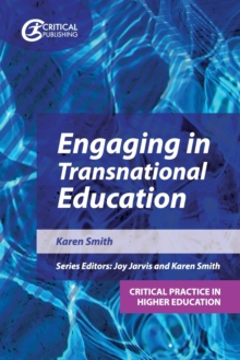 Engaging in transnational education - Smith, Karen