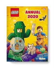 Image for Lego Iconics Annual 2020