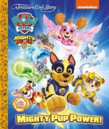 Image for Treasure Cove Stories - Paw Patrol Mighty Pup Power