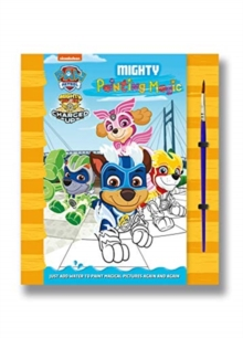 Image for Paw Patrol Painting Magic