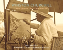 Image for Winston Churchill  : painting on the French Riviera