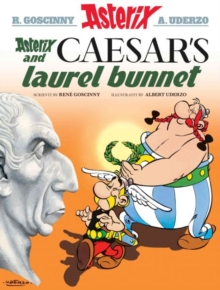 Image for Asterix and Caesar's Laurel Bunnet