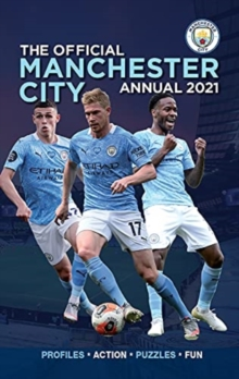 Image for The Official Manchester City Annual 2022