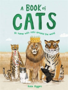 Image for A book of cats  : at home with cats around the world
