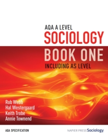 Image for AQA A Level sociology: including AS Level. (Book one.)