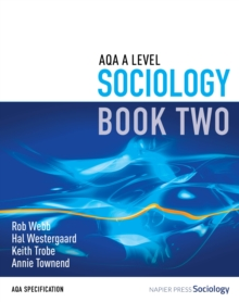 Image for AQA A Level Sociology.