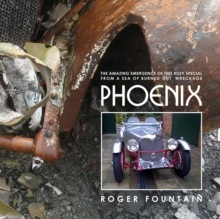 Image for Phoenix : The amazing emergence of this Riley Special from a sea of burned out wreckage