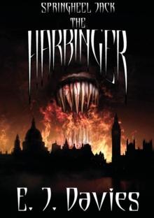 Image for Springheel Jack - The Harbinger