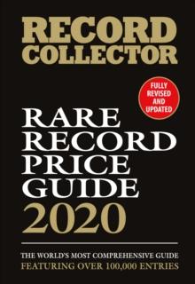 Image for Rare Record Price Guide 2020