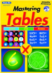 Image for Mastering tables  : learn, use, assess