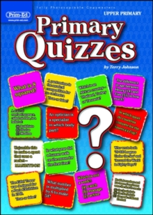 Image for Primary quizzesUpper primary