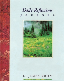 Image for Daily Reflections Journal