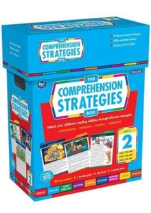 The Comprehension Strategies Box 2 : Unlock your children's reading abilities through effective strategies. - RIC Publications