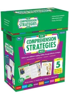 Image for The Comprehension Strategies Box 5 : Unlock your children's reading abilities through effective strategies.