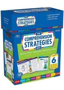 The Comprehension Strategies Box 6 : Unlock your children's reading abilities through effective strategies. - RIC Publications