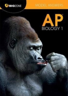 Image for AP Biology 1:  Model Answers