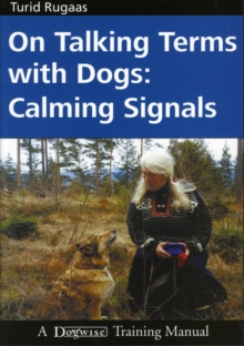 Image for On Talking Terms with Dogs : Calming Signals