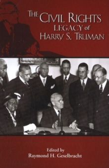 Image for Civil Rights Legacy of Harry S Truman