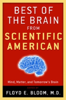 """Image for Best of the Brain from """"Scientific American"""" : Mind, Matter and Tomorrow's Brain"""