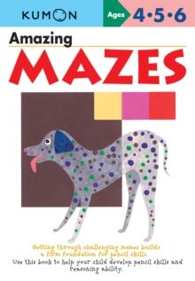 Image for Amazing mazes