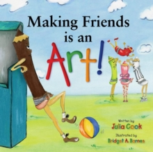 Image for Making friends is an art