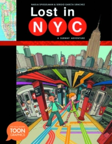 Image for Lost in NYC  : a subway adventure