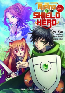 Image for The Rising Of The Shield Hero Volume 01: The Manga Companion
