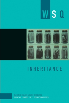 Image for Inheritance: Wsq Vol 48, Numbers 1 & 2